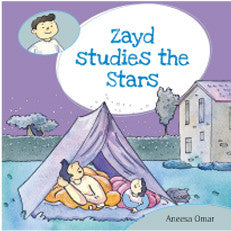 Zayd's Curious Little Stories: Zayd Studies The Stars