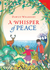 A Whisper of Peace with CD - Dawud Wharnsby