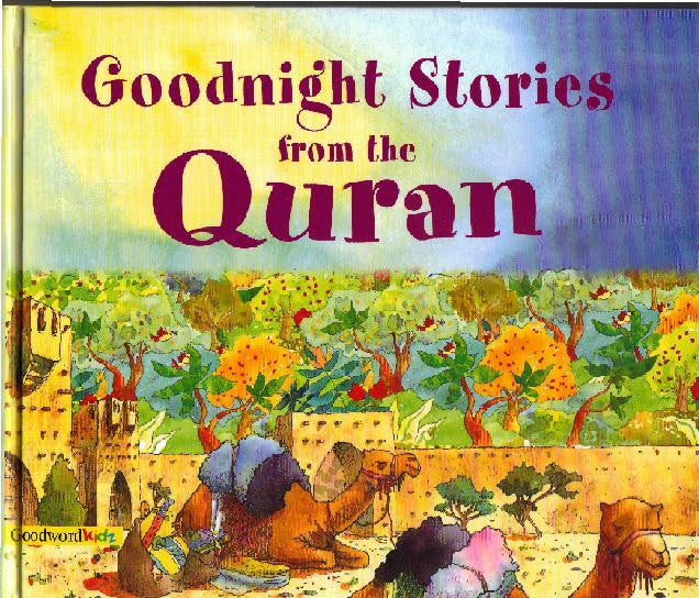 Goodnight Stories from the Quran - Saniyasnain Khan