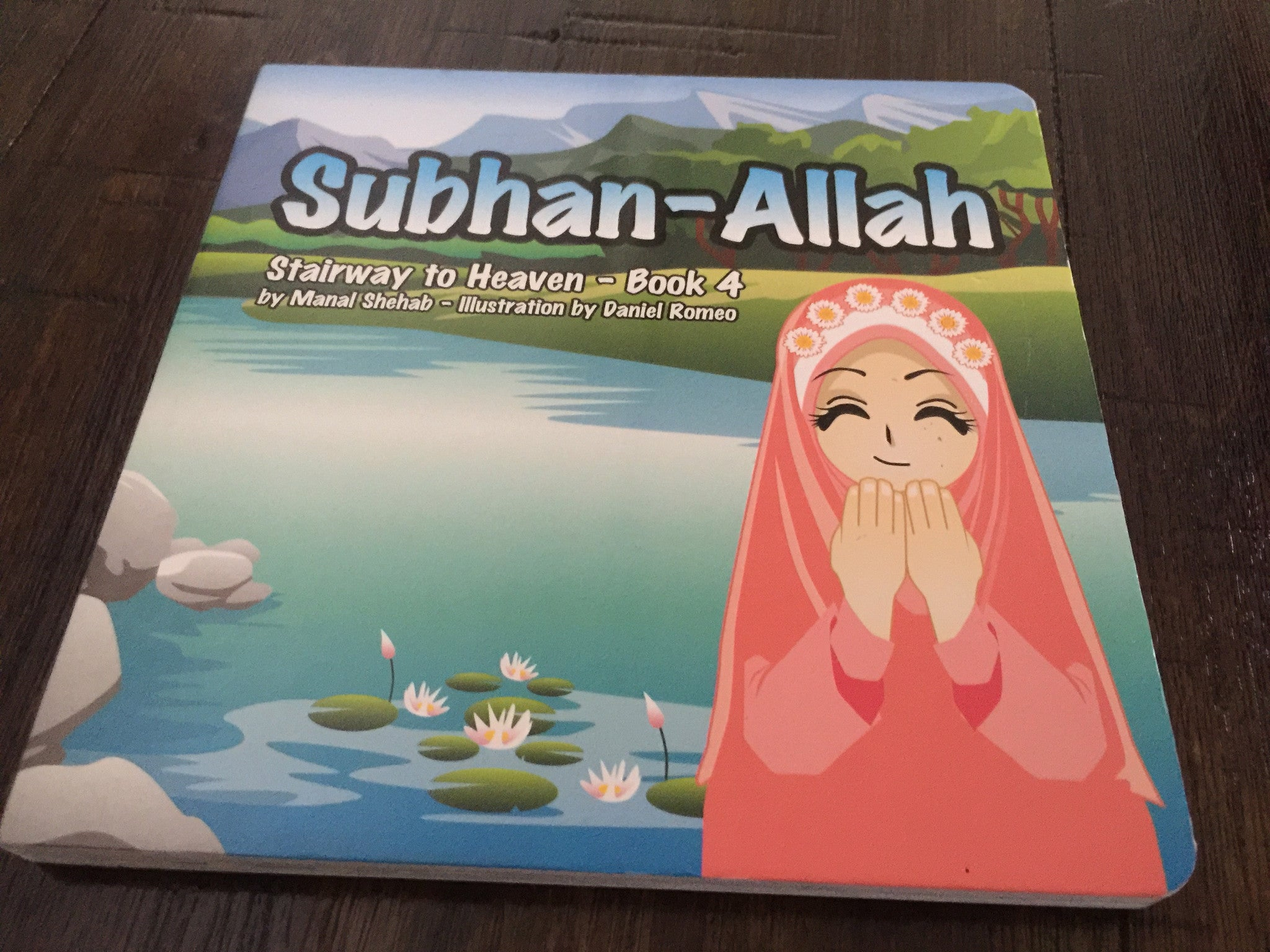 Subhan-Allah (Stairway To Heaven Series Book 4)