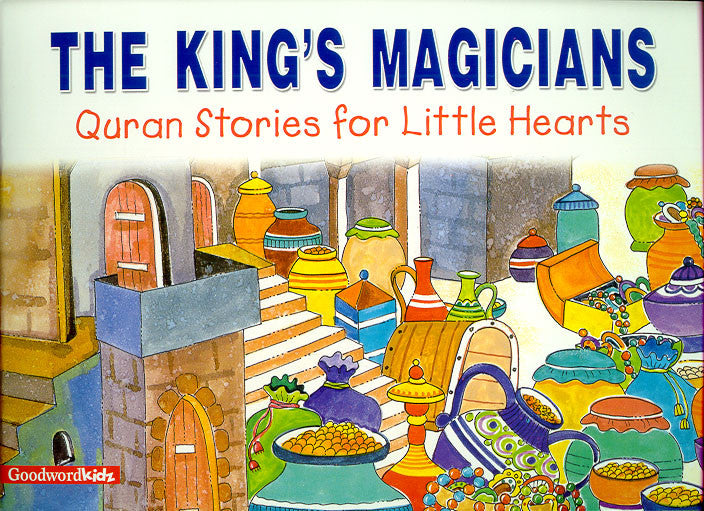Quran Stories for Little Hearts (HB)- The King's Magicians