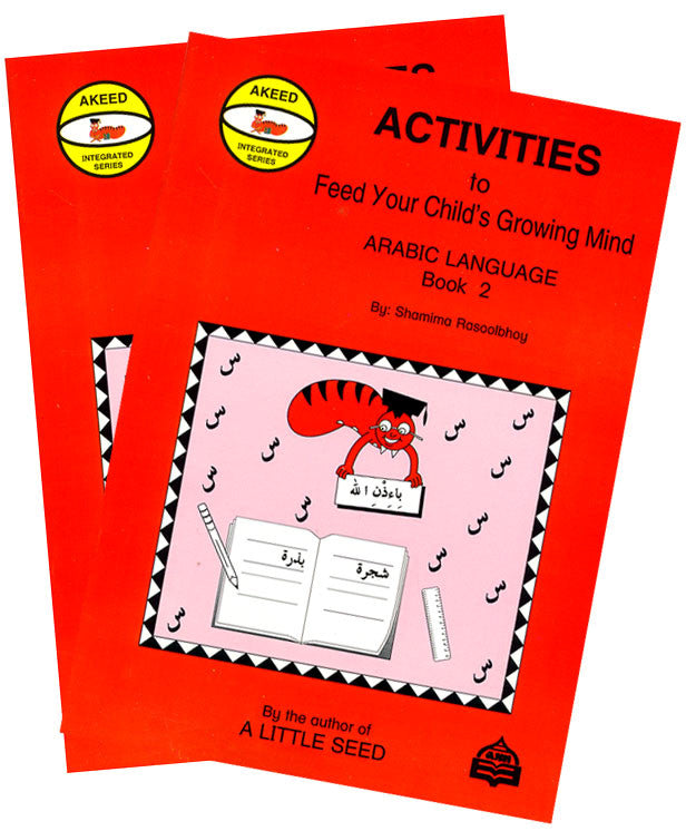 Activities to Feed Your Children's Mind Book 2