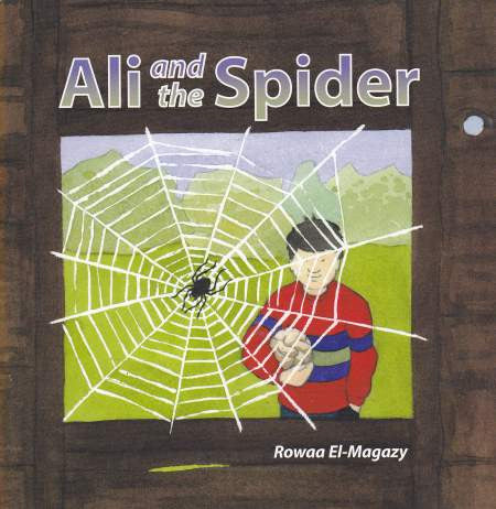 Ali and the Spider - Rowaa El-Magazy