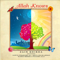 Allah Knows (audio CD) Drums only Version - Zain Bhika