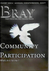 Community Participation - Mahdi Bray