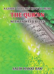 A Guide To Learn How To Read The Quran With Tajweed Rules