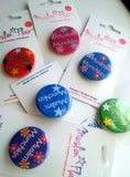 Muslim Flair Mini Single Badges Muslim Munchkin