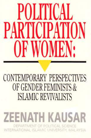Political Participation of Women - Zeenat Kauser