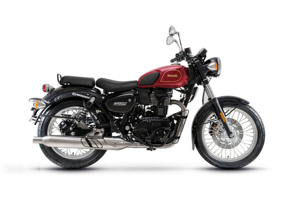 Benelli Imperiale 400 - Rood