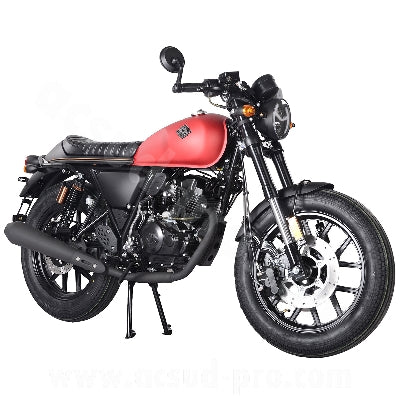Archive Cafe Racer 125cc SP - Rood