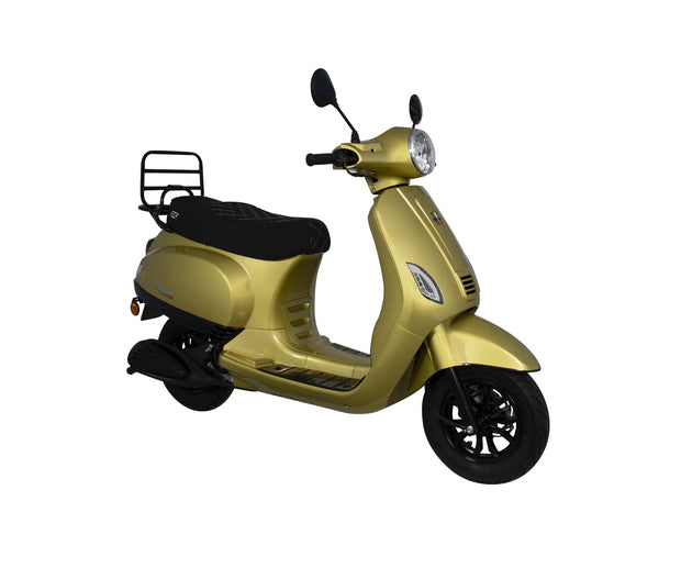 GTS Toscana Dynamic 50cc - Capri Yellow