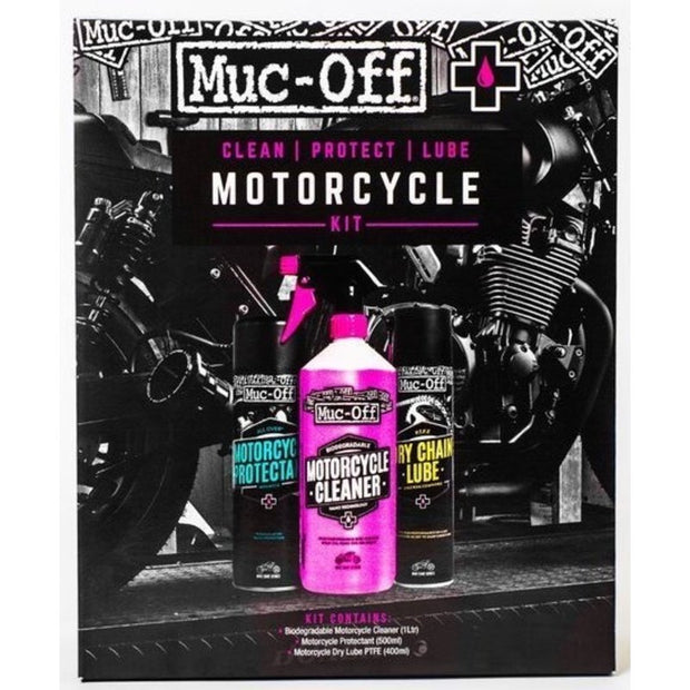 Muc-Off Motorcycle kit