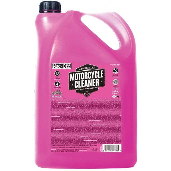 Muc-Off Motorcycle cleaner - 5L