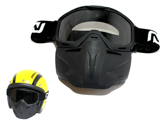 NoEnd Facemask retro - Getint