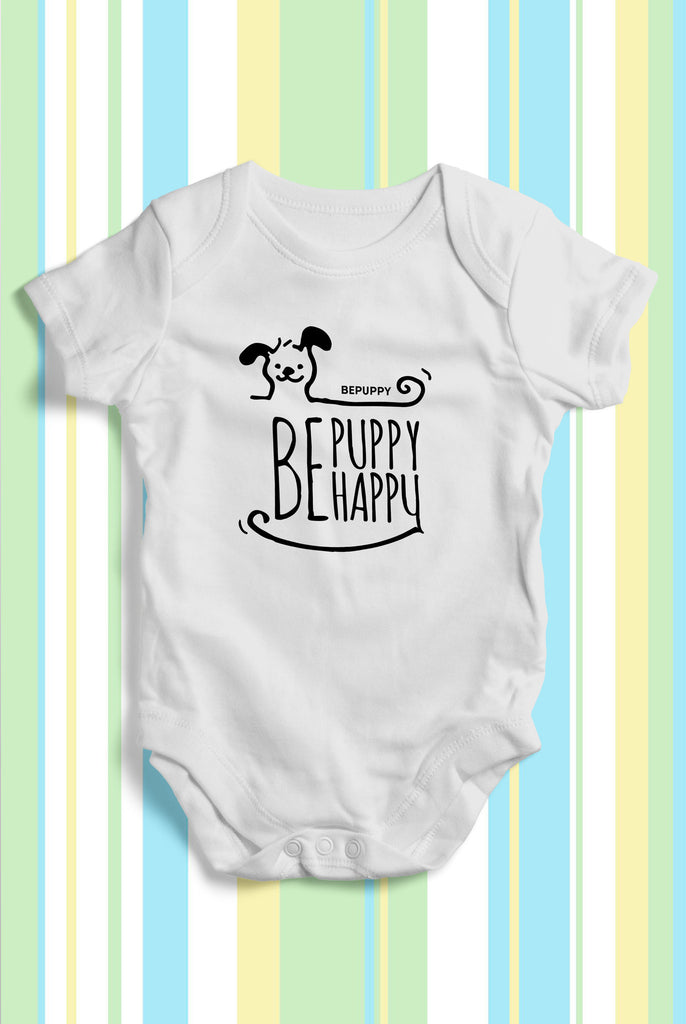 Baby onesies | Infant baby rib short sleeve - BEPUPPY