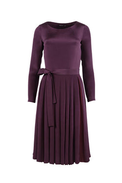 Vinaccia Silk Dress - Shopyte