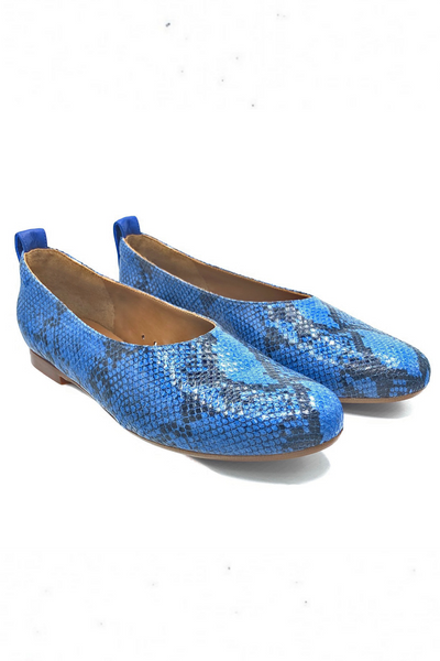 HIGH TAIL BALLET FLATS AMAZONIA