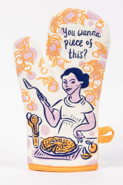 YOU WANNA PIECE OF THIS OVEN MITT