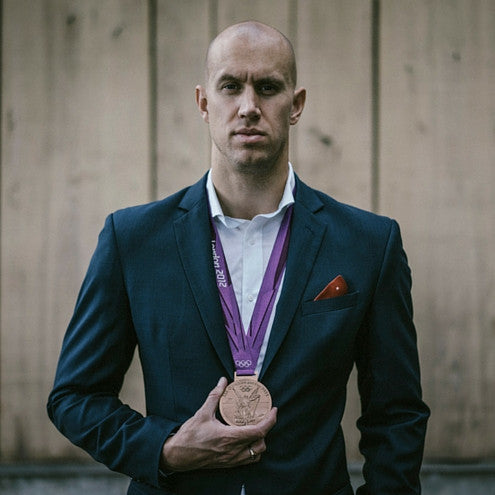 Five Questions With Olympic Bronze Medalist & World Champion Brent Hayden