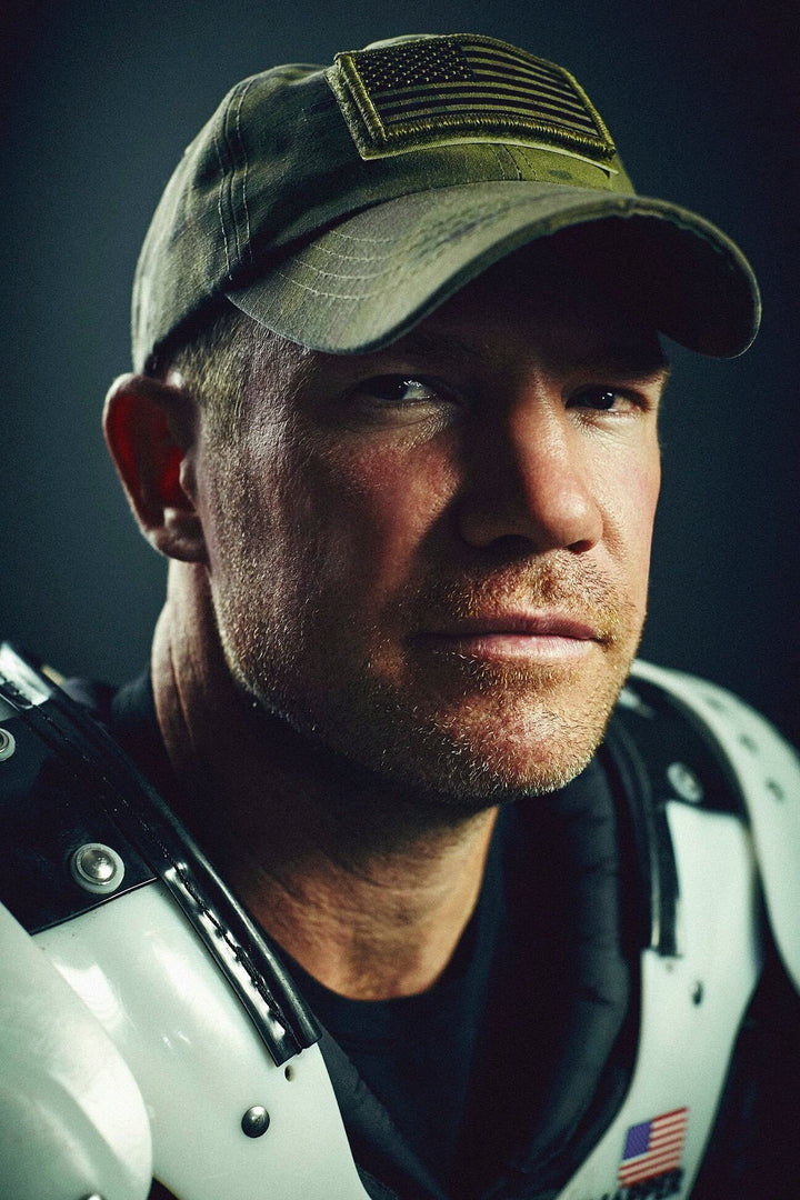 Nate Boyer Talks Health and Fitness