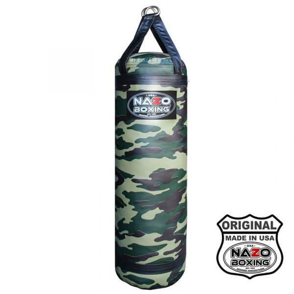 4 FT Regular ARMY Camo Flash Boxing Punching Heavy Bag