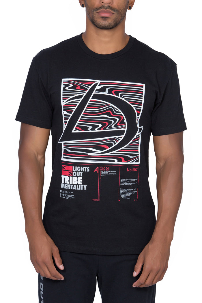 Logo Tribe Tee - Black