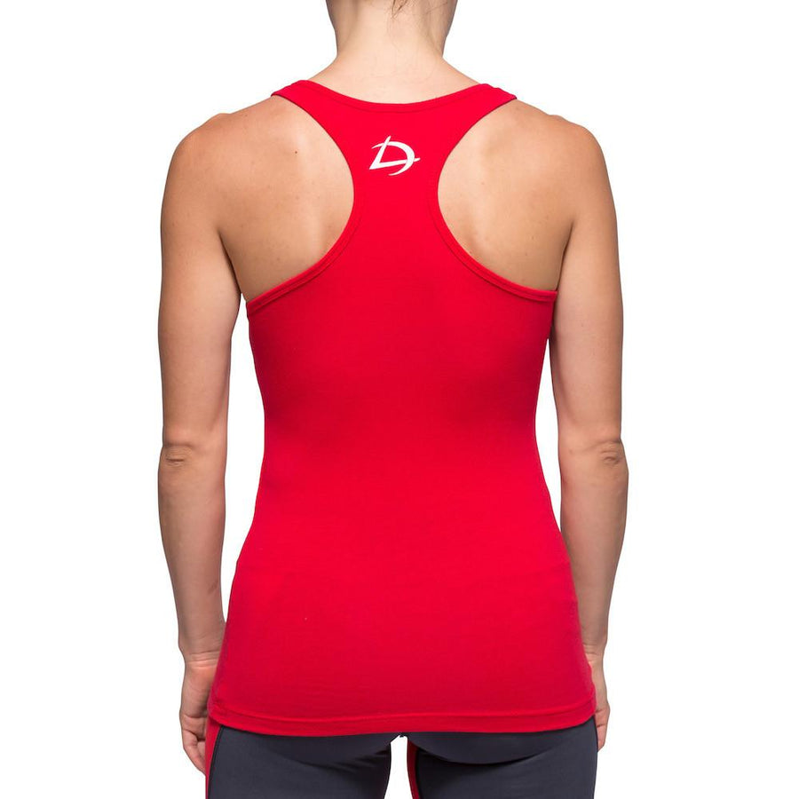 Performance Tank - Red