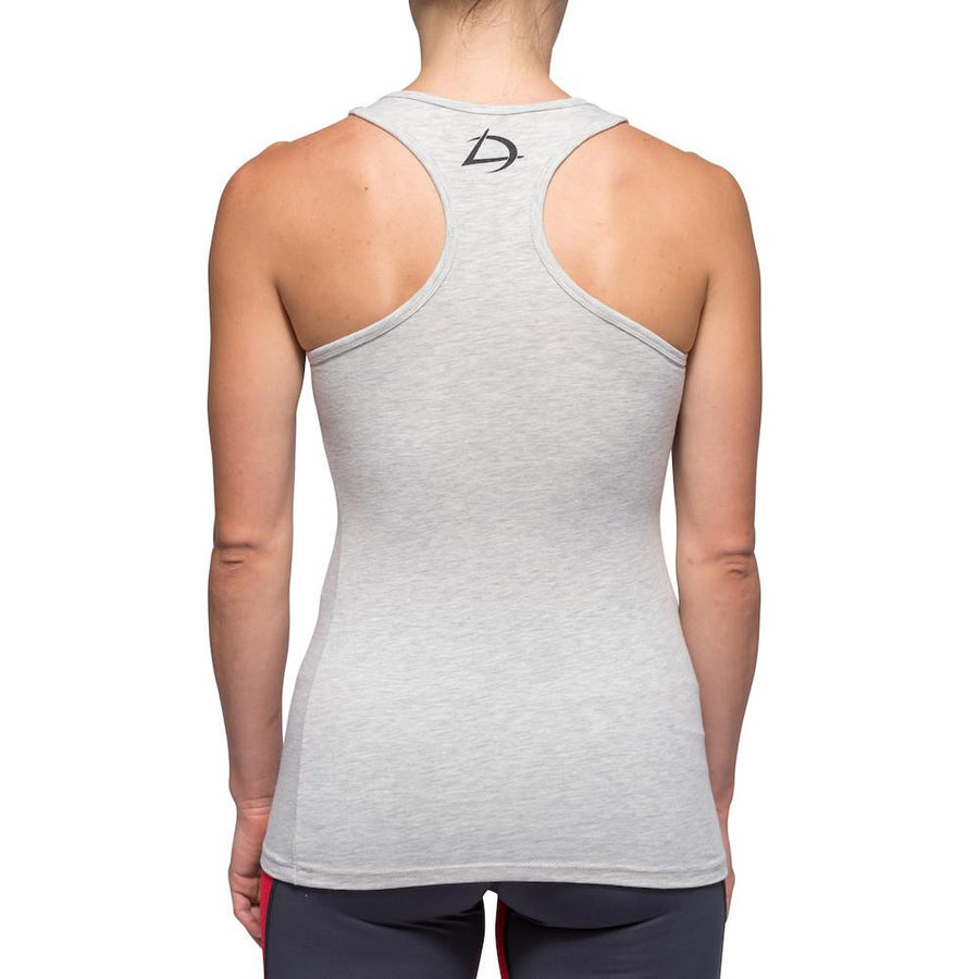 Performance Tank - Grey Marle