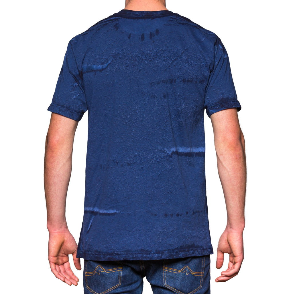 Japanese Crush Tee - Blue