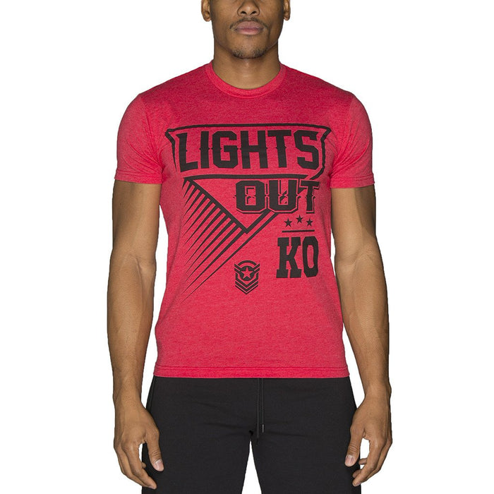 Fight Tee - Red