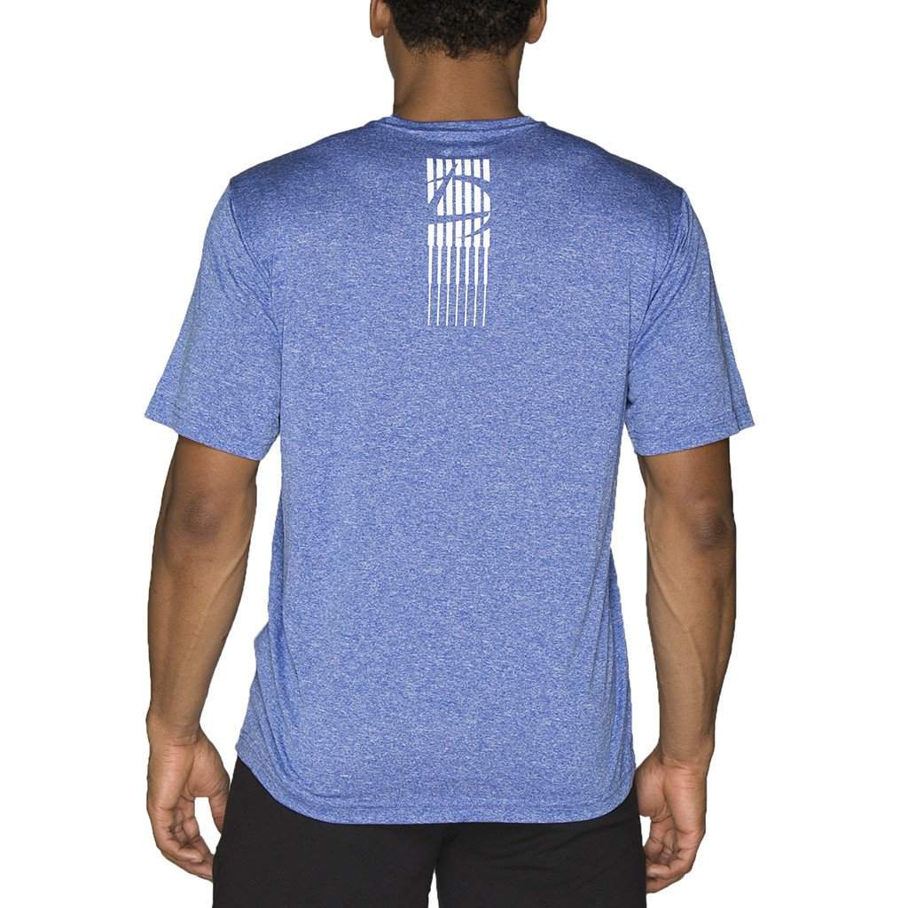 Performance Tee - Blue