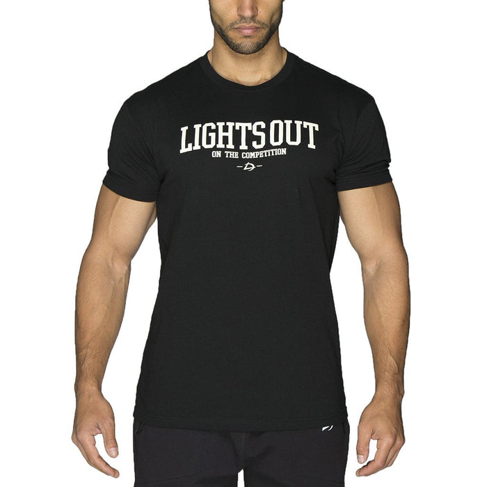 Knockout Tee - Black