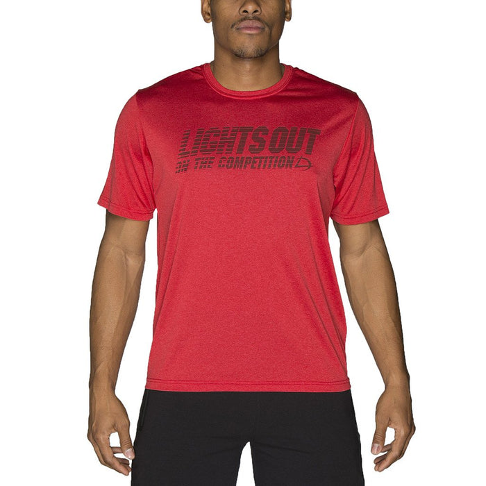 Performance Tee - Red