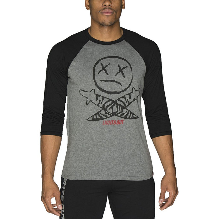 LS Knockout Tee - Grey