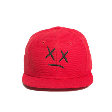 Knock Out Hat Red