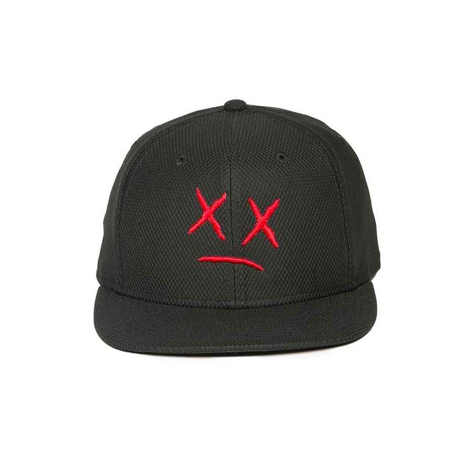 Knock Out Hat Black