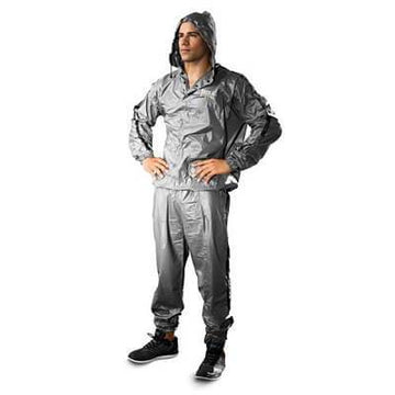 Anti-Microbial Hooded Sauna Suit