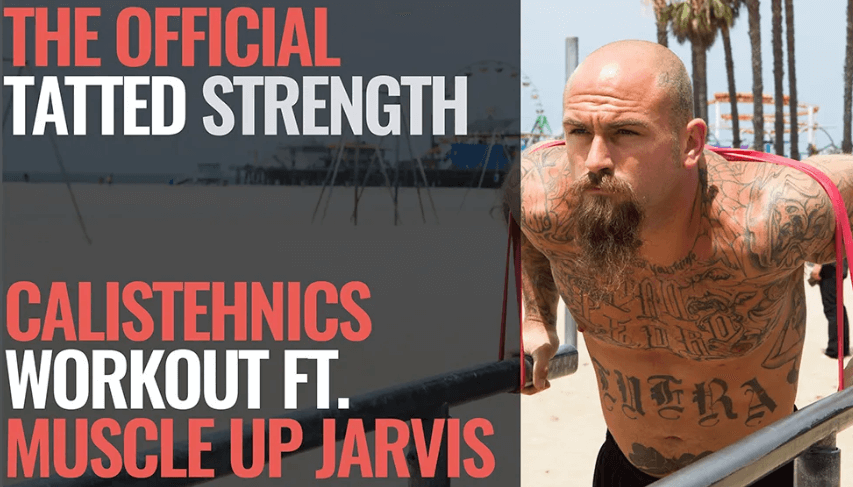 Building Raw Strength by @Tatted_Strength - two time Battle of the Bars Champion and RubberBanditz athlete