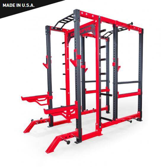 ELITEFTS™ 3X3 COLLEGIATE MULTI-TRIPLE RACK