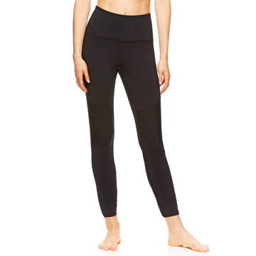 HIGH-RISE RIB LEGGING