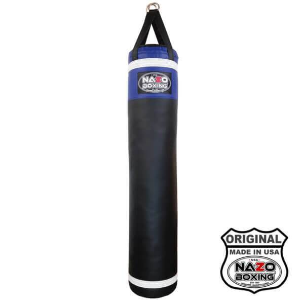 Nazo Boxing 6 FT 135Lbs. Heavy Punching Made in USA