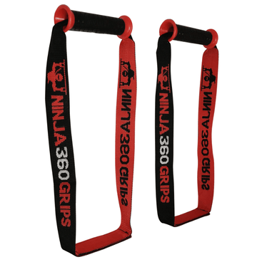NINJA 360 GRIPS: WEIGHT SUSPENSION STRAPS