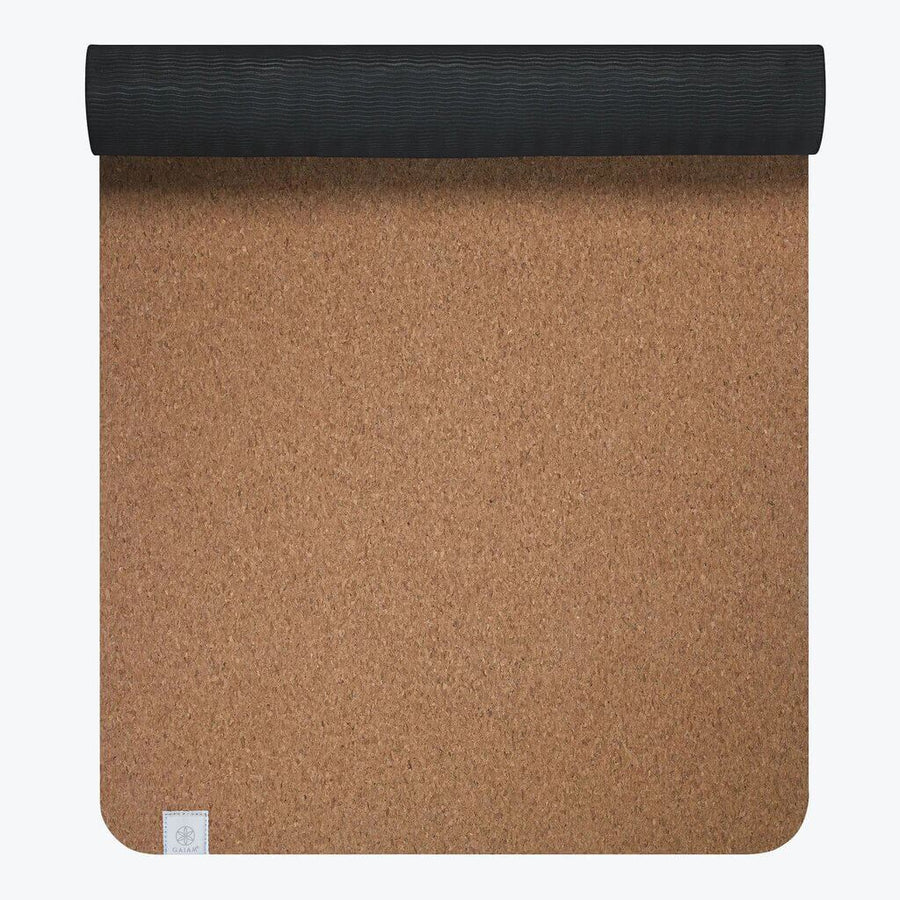 PERFORMANCE CORK YOGA MAT (5MM)