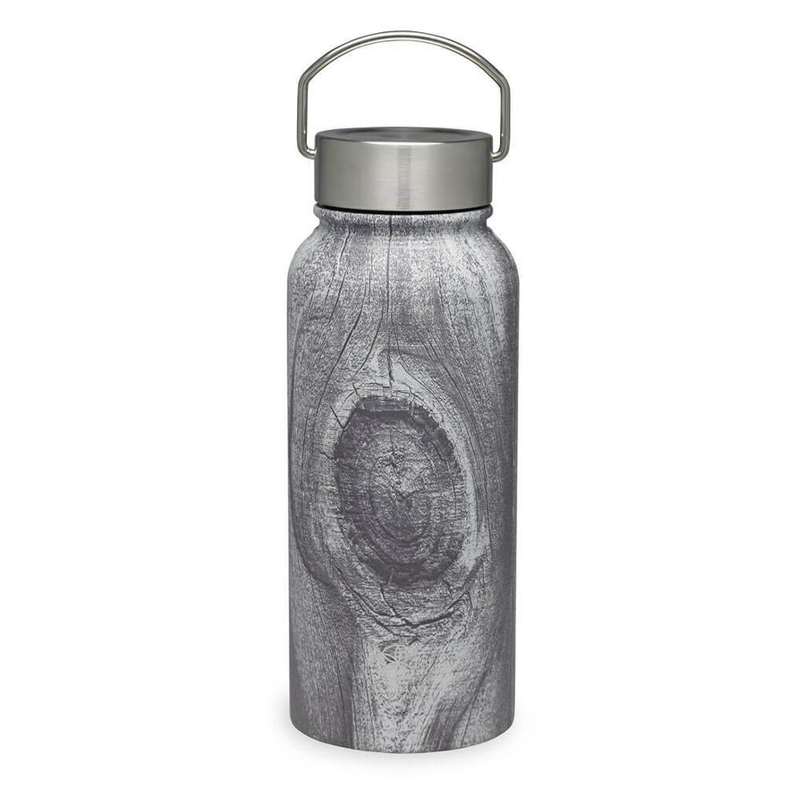 STAINLESS STEEL WIDE MOUTH WATER BOTTLE (32OZ)