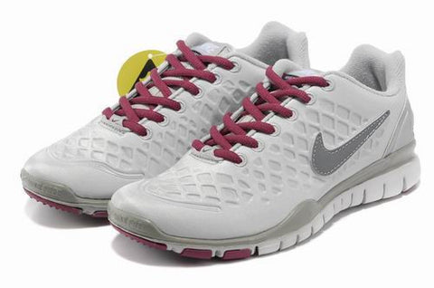 hot sale online 012d1 8c004 Women Nike Free TR FIT 2 SHIELD White Silvery Shoes