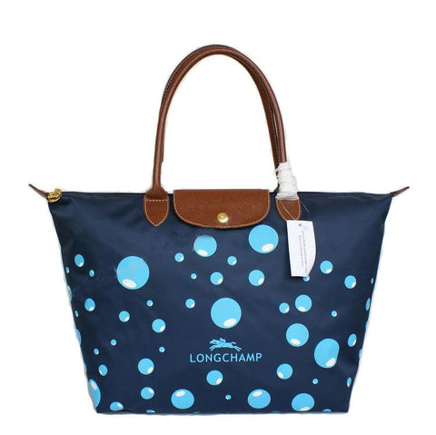 Longchamp Bubble Bags Blue