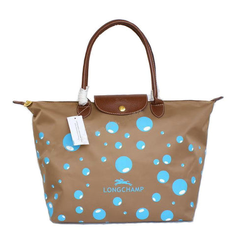Longchamp Bubble Bags Dark Salmon