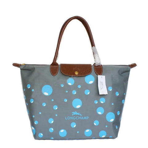 Longchamp Bubble Bags Gray