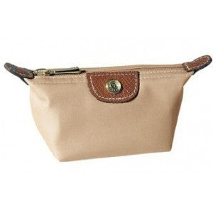 Longchamp 1948 Coin Purse Beige