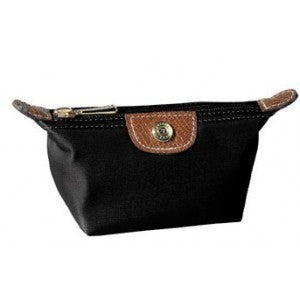 Longchamp 1948 Coin Purse Black
